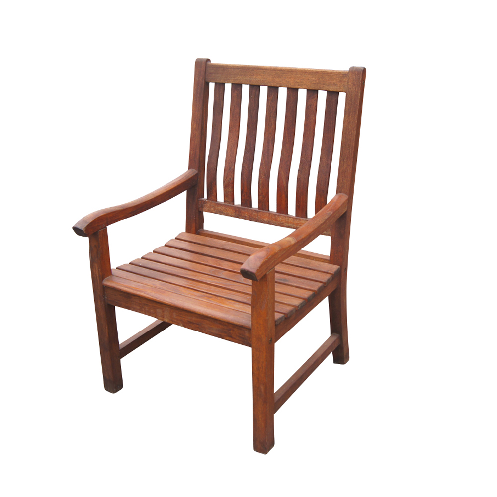 Vintage Nauteak Outdoor Dining Chair