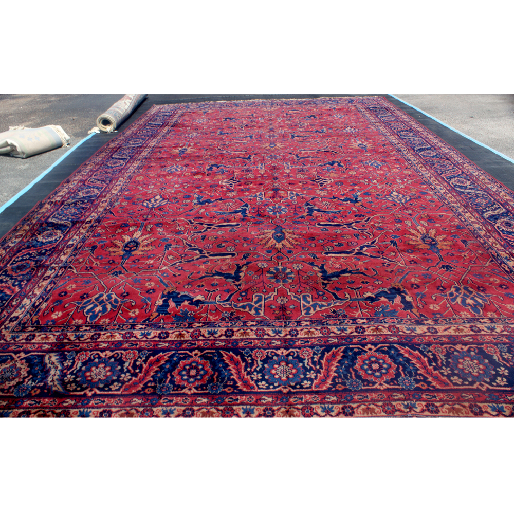 10ft X 20ft Turkish Kandahar Handmade Wool Rug 70 Off