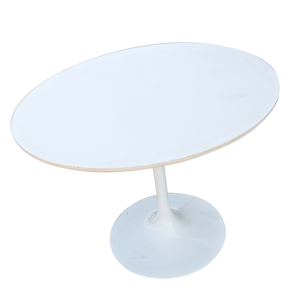 vintage saarinen style tulip table ebay. Black Bedroom Furniture Sets. Home Design Ideas