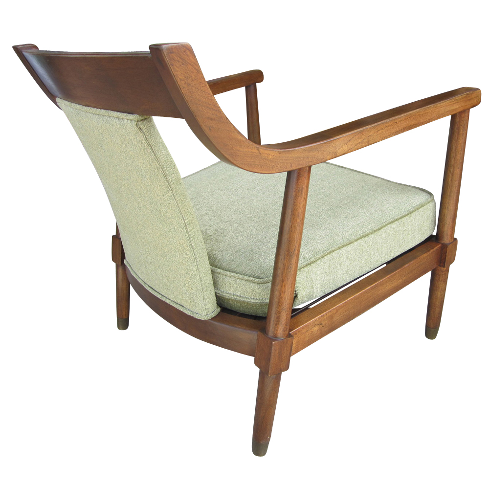 Midcentury scandinavian lounge chairs by american for Scandinavian furniture