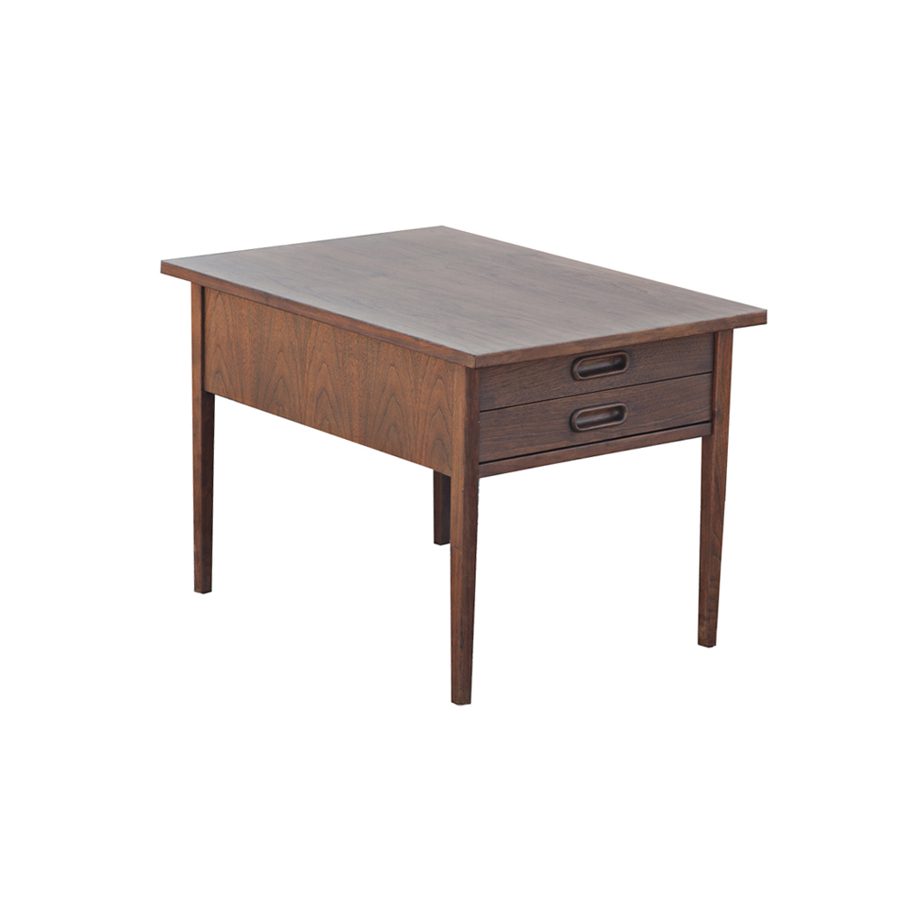 Mid century modern side end table ebay for Modern accent tables