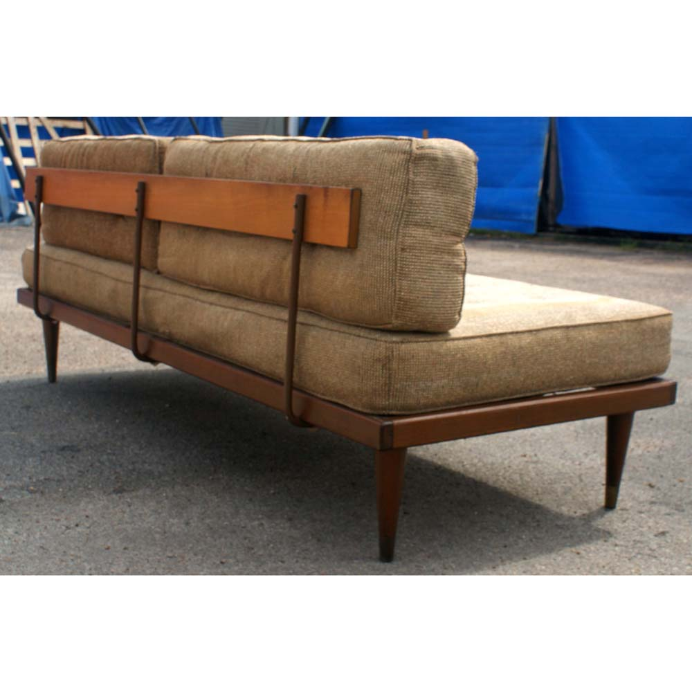 (1) Mid Century Modern Day Bed Sofa Couch : eBay