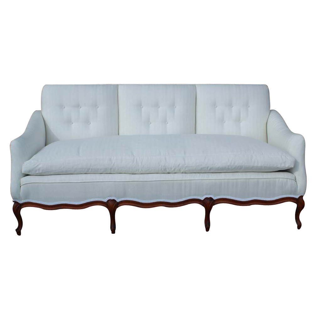 Metro retro furniture antique french 18th century style fenske custom built Retro loveseats