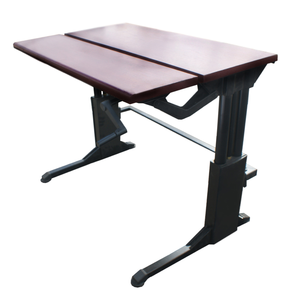 43 steelcase adjustable work table ebay
