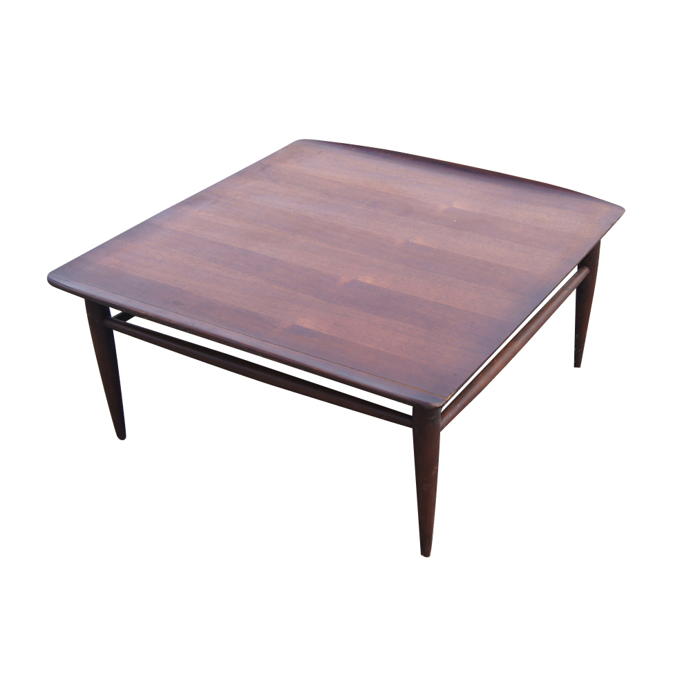 Vintage mid century modern coffee table ebay for Modern coffee table