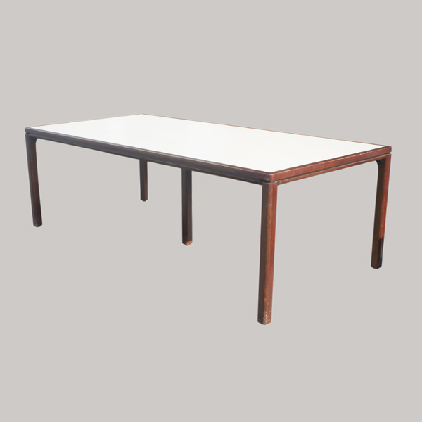 Ft Conference Table Laminated Top By Jens Risom EBay - 5 ft conference table