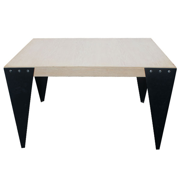 Details About 4ft Vintage Industrial Style Dining Table Desk