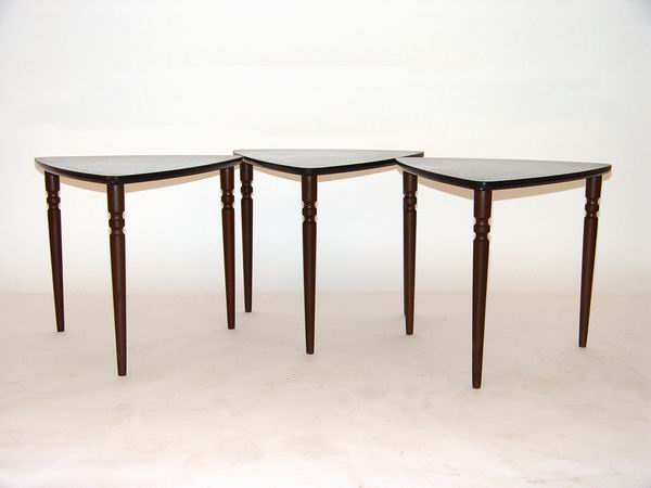 about 3 side tables kroehler mid century modern price reduced