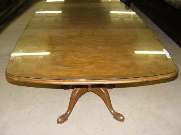10ft Vintage Baker Mahogany Dining Conference Table eBay : j40bakertable02 from www.ebay.com size 600 x 450 jpeg 199kB