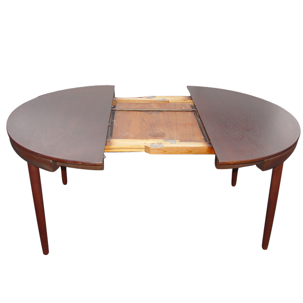 Nesting Dining Tables ~ Dining table round nesting chairs