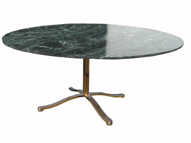 Details About 68 Oval Green Marble Zographos Alpha Dining Table