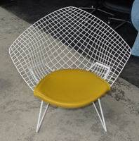 Knoll Style Bertoia Diamond Chair Seat Cushion
