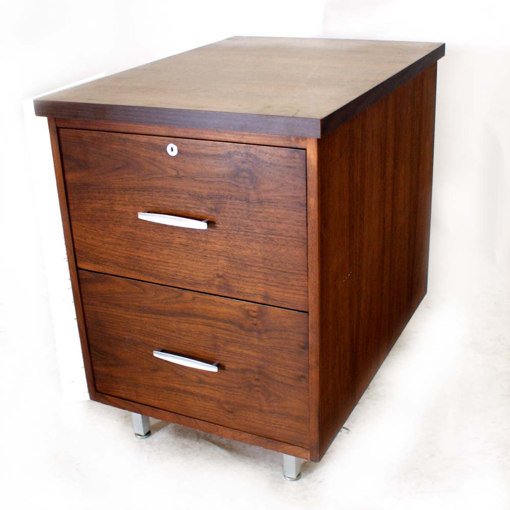 Mid Century Style Filing Cabinet | Bruin Blog