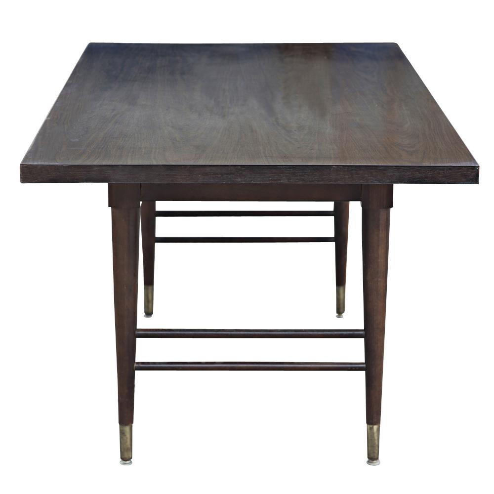Vintage Mid Century Modern Dining Table | eBay