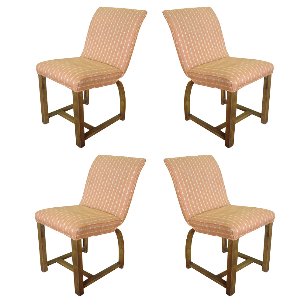 midcentury retro style modern architectural vintage 10770 | abl38rohdechairs01